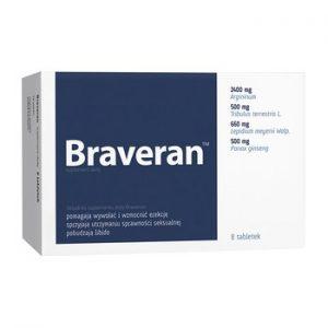 leki na potencję braveran