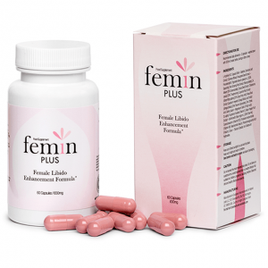 femin plus tabletki na popęd dla kobiet